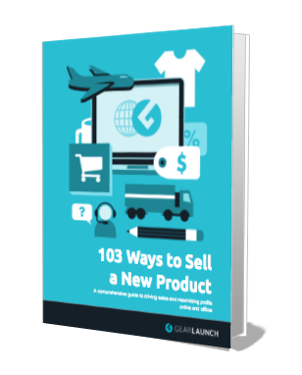 103 ways to sell a new product